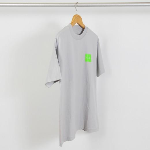 Chocolate スケボー スケートボード Tシャツ 通販 Fluorescent Square T-Shirt 06