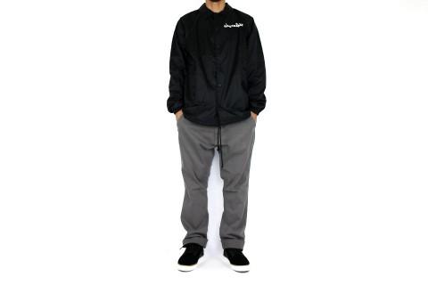 Chocolate コーチジャケット ブラック Lサイズ