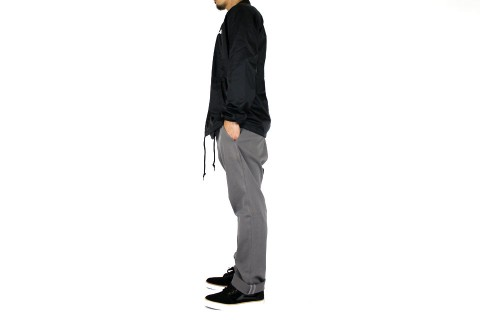 Chocolate コーチジャケット ブラック Mサイズ