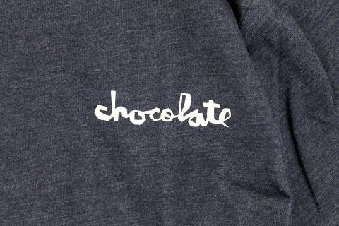 Chocolate スケボー スケートボード スケーターファッション Tシャツ トライブレンド チャンク ネイビー 02