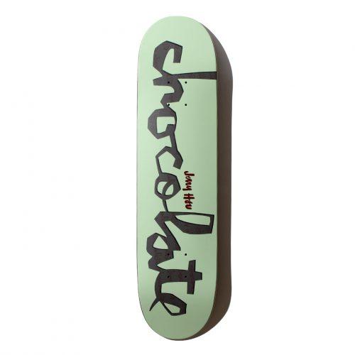 CHOCOLATE ORIGINAL CHUNK 4 ジェリー・スー 7.625インチ