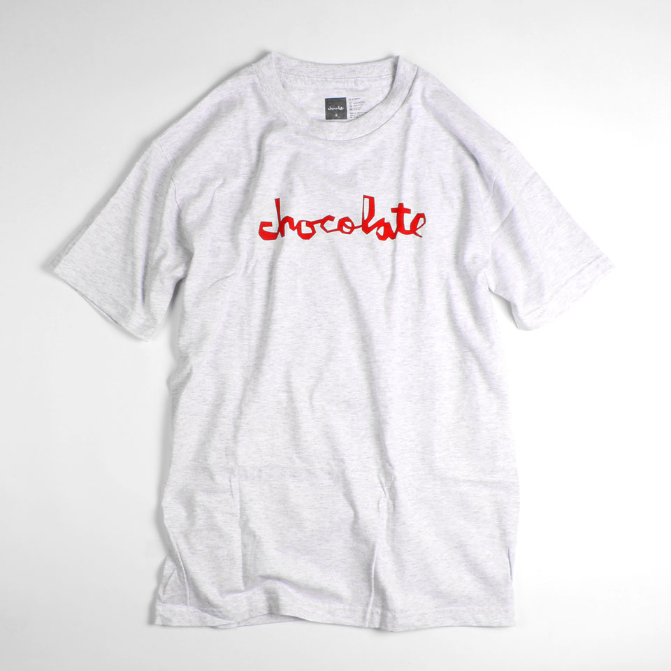 Chocolate ORIGINAL CHUNK Tシャツ グレー
