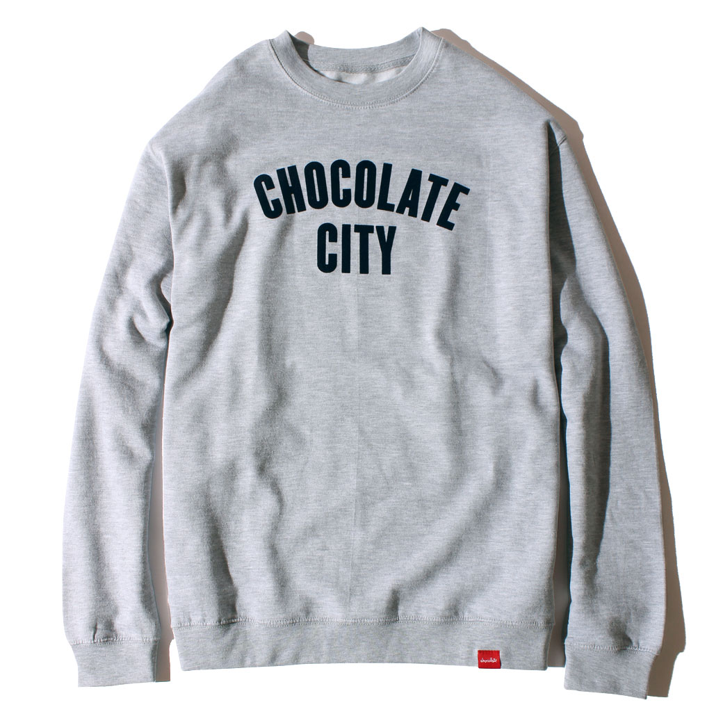 CHOCOLATE CITY クルースエット グレー