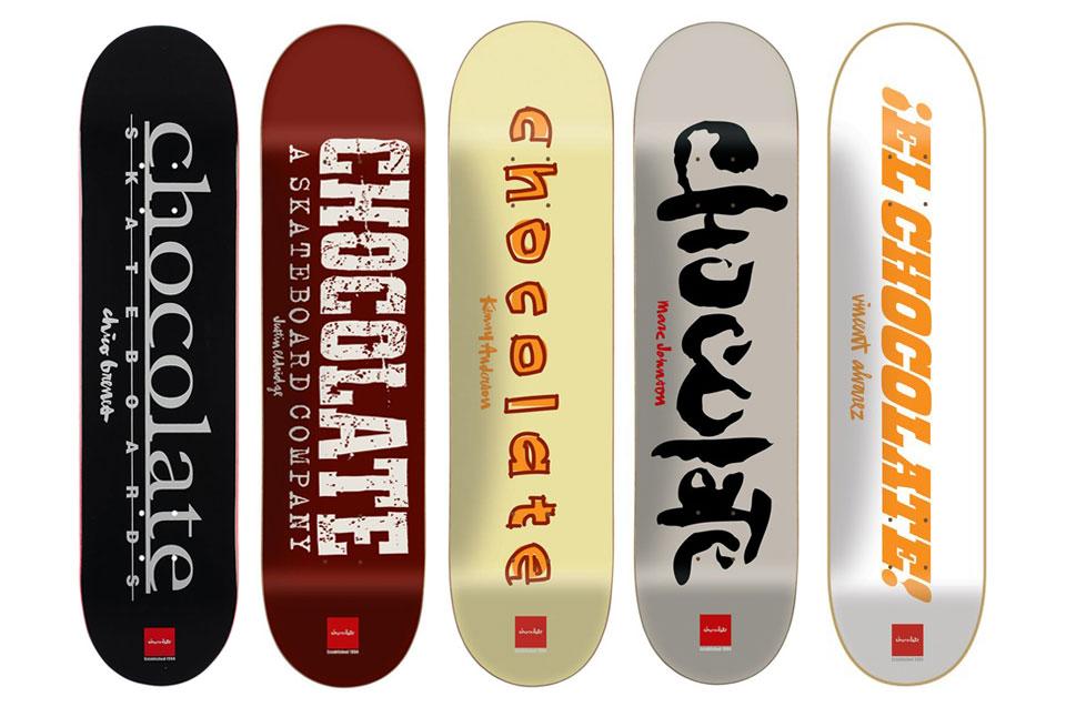 スケボー 通販 Chocolate チョコレート スケートボード クラシック シリーズ