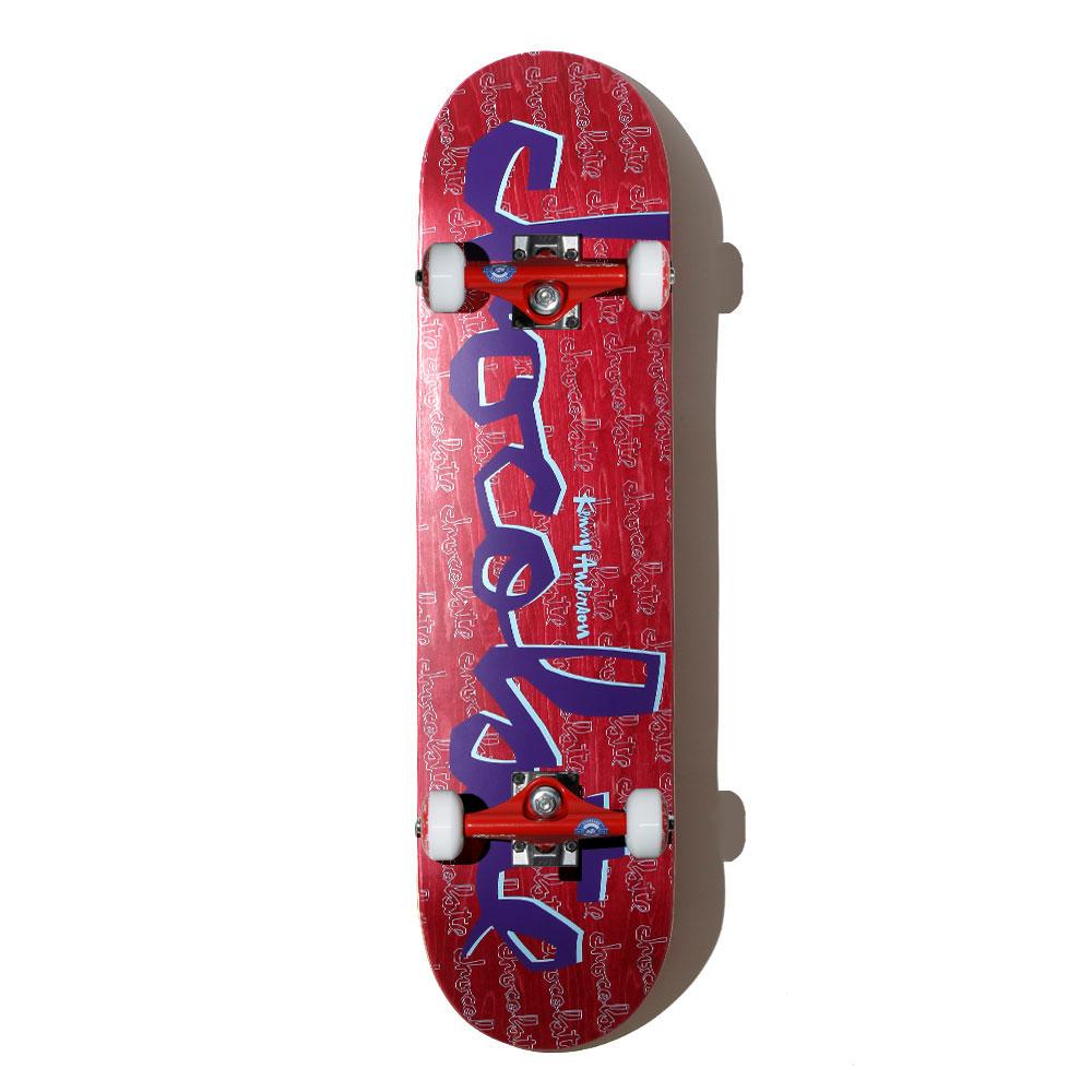 CHOCOLATE コンプリートスケートボードデッキ