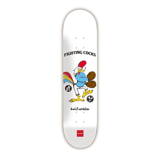 スケボー 通販 デッキ Chocolate スケートボード ダニエル・キャスティーヨ