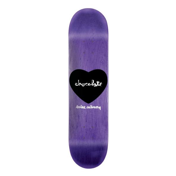 スケボー スケートボード デッキ 通販 Chocolate SKATEBOARD チョコレート Devine Calloway デヴァイン キャロウェイ Hearts ハーツ