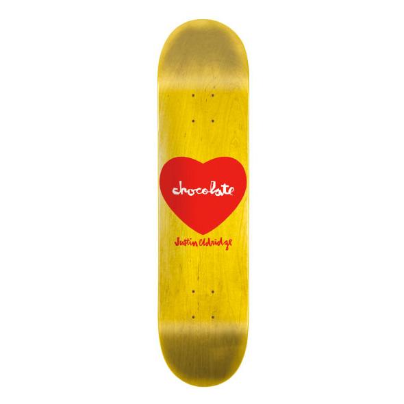 スケボー スケートボード デッキ 通販 Chocolate SKATEBOARD チョコレート Justin Eldridge ジャスティン・エルドリッジ Hearts ハーツ