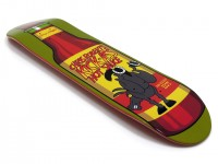 スケボー 通販 Chocolate チョコレート デッキ スケートボード HOT SAUCE クリス・ロバーツ グラフィック面