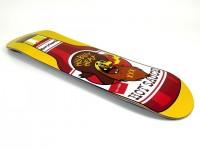 スケボー 通販 Chocolate チョコレート デッキ スケートボード HOT SAUCE マーク・ジョンソン 全体
