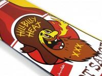 スケボー 通販 Chocolate チョコレート デッキ スケートボード HOT SAUCE マーク・ジョンソン グラフィック