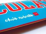 スケボー 通販 デッキ Chocolate LEAGUE クリス・ロバーツ グラフィック チョコレート スケートボード