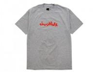 スケボー 通販 Tシャツ Chocolate チョコレート ZONBIE FLIP UP ゾンビ フリップ アップ ネイビー グレー