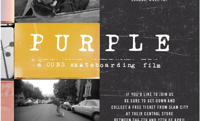 """Converseの""""Purple"""" が、マジでカッコイイっす。"""