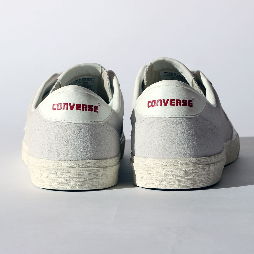 CONVERSE SKATEBOARDING ROADPLAYER SK OX + ナチュラル ホワイト