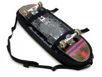 スケボー CPSL カプセル スケートボード収納バッグ デッキ取り付け可能