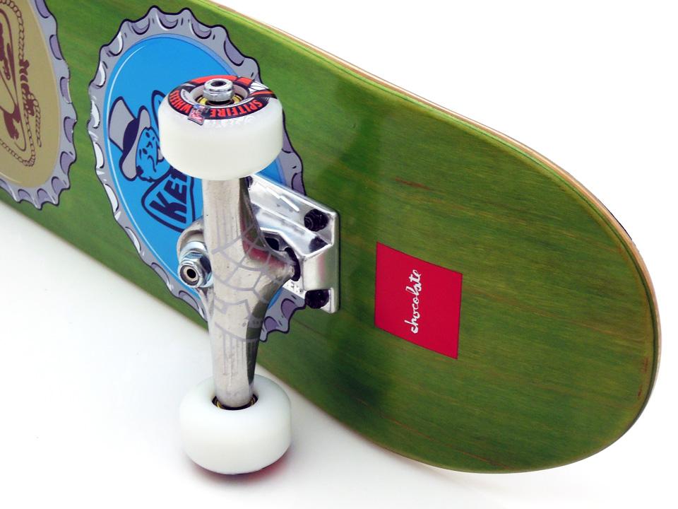 スケボー 通販 スケートボード コンプリートデッキ 足回り
