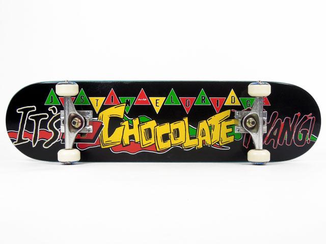 Dさんのデッキ Chocolate