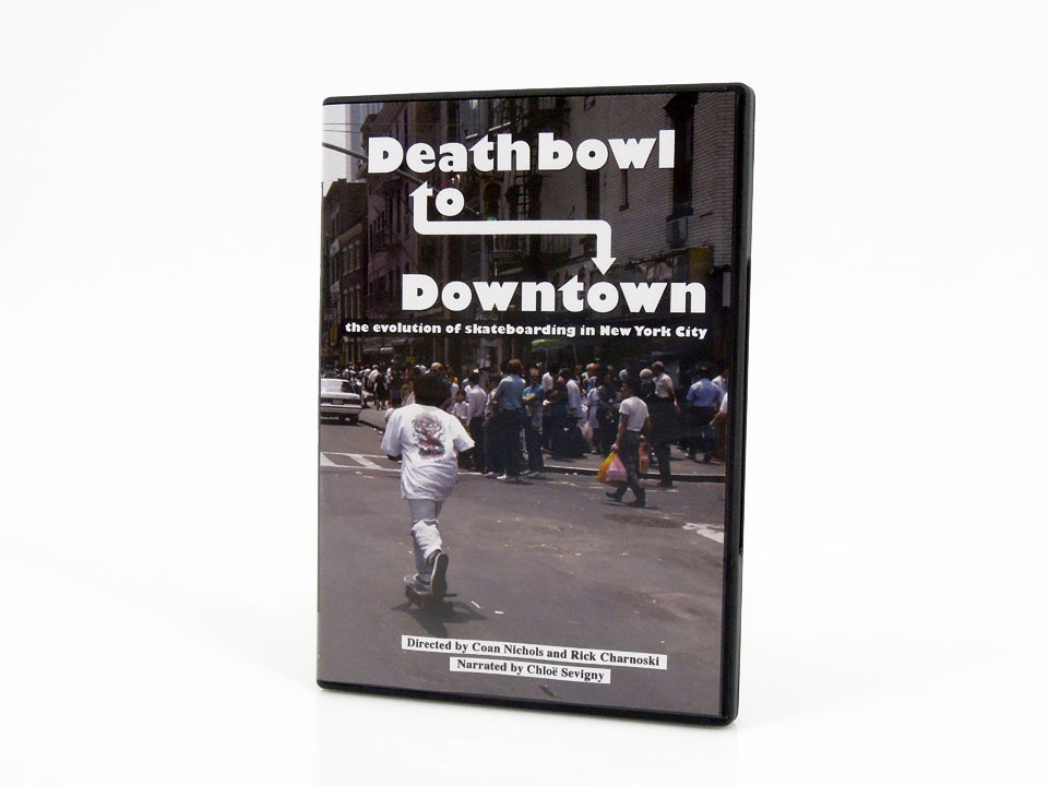 スケボー DVD Deathbowl to Downtown
