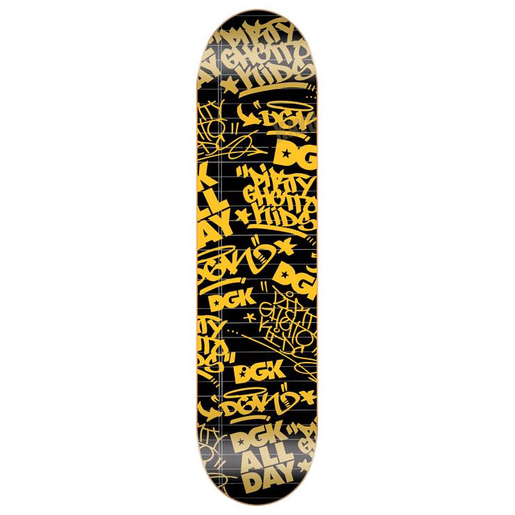 スケボー スケートボード デッキ 通販 DGK Skateboards Black Book ブラック ブック