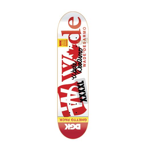 DGK Skateboards スケボー スケートボード デッキ 通販 Deck Wade Desarmo XXXXL
