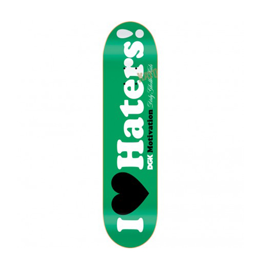 DGK Skateboards スケボー スケートボード デッキ 通販 Deck MOTIVATION Green