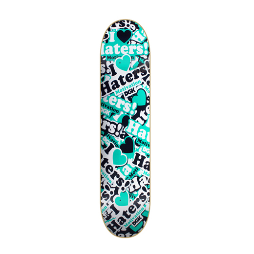 DGK Skateboards スケボー スケートボード デッキ 通販 Deck HATERS COLLAGE