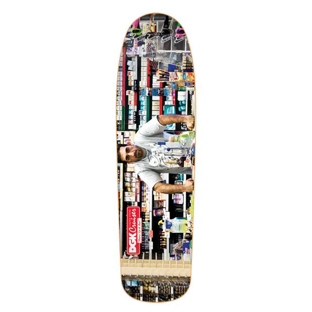 DGK Skateboards スケボー スケートボード デッキ 通販 Deck LIQUOR STORE CRUISER