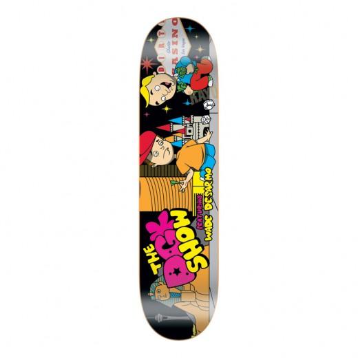 DGK Skateboards スケボー スケートボード デッキ 通販 Deck Wade Desarmo THE DGK SHOW