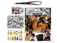 DGK スケボー スケートボード DVD PARENTAL ADVISORY 通販 セット
