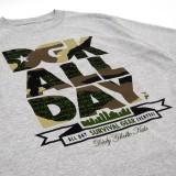 DGK Skateboards スケボー スケートボード Tシャツ All Day Camo T-Shirt 02