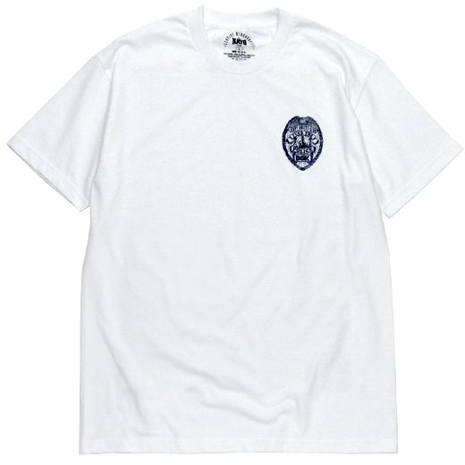 DGK Skateboards Fuck The Police T-Shirt 01