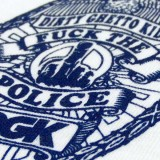 DGK Skateboards Fuck The Police T-Shirt 04