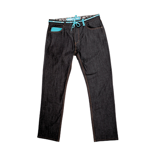 DGK Skateboards スケボー スケートボード 通販 ALL DAY JEAN Relax Fit Indigo