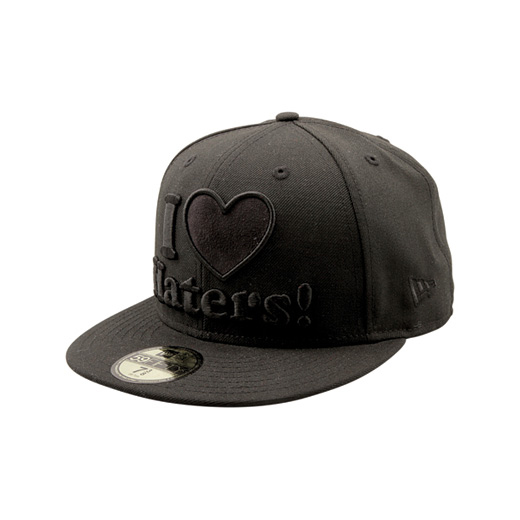 DGK Skateboards スケボー スケートボード キャップ 通販 Black Out Haters New Era Cap