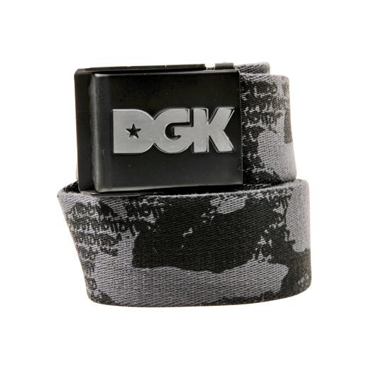 DGK Skateboards スケボー スケートボード 通販 Ammo Scout Belt Black