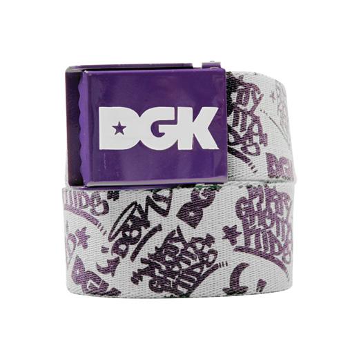 DGK Skateboards スケボー スケートボード 通販 Stunna Scout Belt Grey