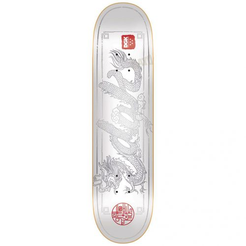 DGK DRAGON WHITE 8.06インチ