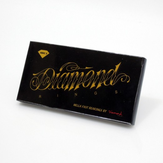Diamond Supply co. ダイアモンド スケボー スケートボード ベアリング Bearing ABEC5