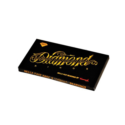 Diamond Supply co. スケボー スケートボード ベアリング BEARINGS ABEC5