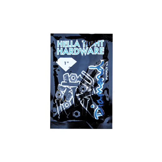 Diamond Supply co. スケボー スケートボード ビス ハードウェア Hella Tight Hardware 1インチ