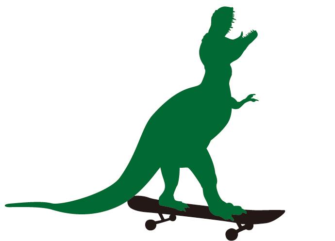 スケボー スケートボード 通販 スケボーサウルス
