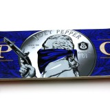 スケボー 通販 スケートボード デッキ Expedition One CURRENCY Joey Pepper エクスペディションワン カレンシー Joey Pepper グラフィック拡大1