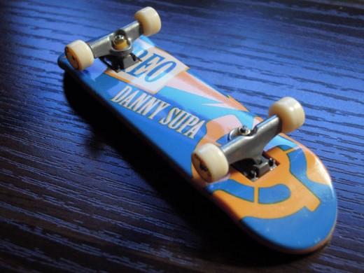 Tech Deck 指スケ フィンガーボード Finger board スケボー スケートボード 通販 Stereo ダニー・スパ