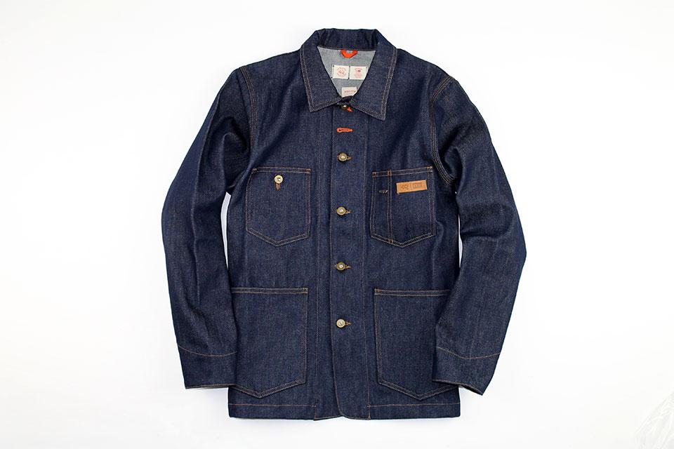 FOURSTAR × 4Q デニムジャケット