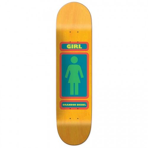 GIRL 93 Til ブランドン・ビーブル 7.875インチ