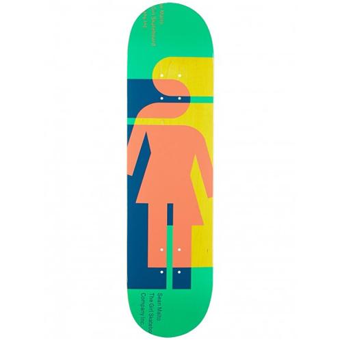 GIRL HARDCOURT ショーン・マルト 7.75インチ