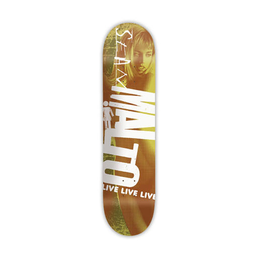 GIRL Skateboard Sean Malto BIG BEND GIRL 01