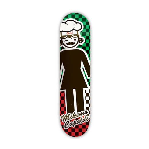 GIRL Skateboard Mike Mo Capaldi MO-MA NIA 01