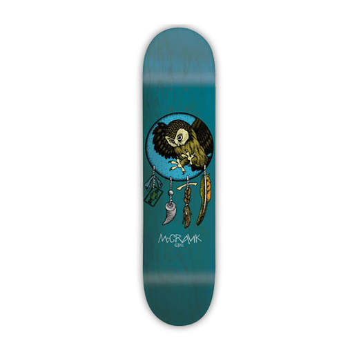 GIRL Skateboard Rick McCrank SPIRIT 01